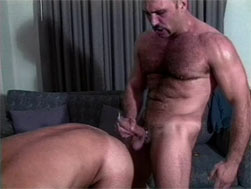Mature Redneck Bear Great Butt Fucking